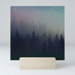 Boreal Forest Mini Art Print
