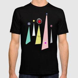 Abstract 001 T-shirt