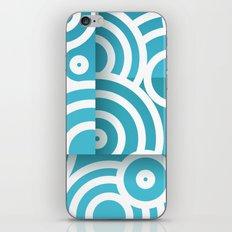 optical illusion_1 iPhone & iPod Skin