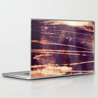 bleach Laptop & iPad Skins featuring bleach scruffily / wet by seb mcnulty