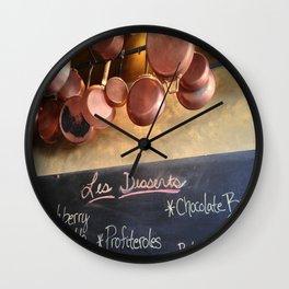 La Byciclette de France Wall Clock