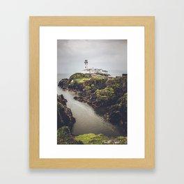 Fanad Lighthouse Framed Art Print