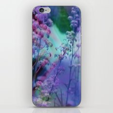 FlORAL FOREST iPhone & iPod Skin