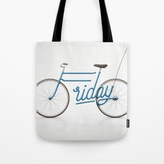 Lovely Friday Tote Bag