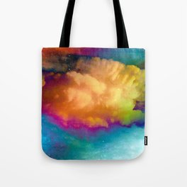 She is rage and grace. Tote Bag