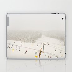 powder day Laptop & iPad Skin