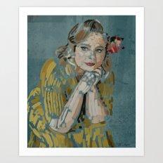 Grace (I) Art Print