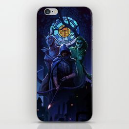 Thief 20th Anniversary iPhone Skin