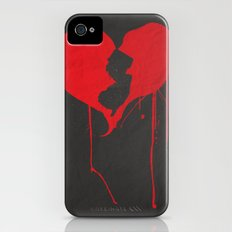 My heart is in NJ Unite & Rebuild! Slim Case iPhone (4, 4s)
