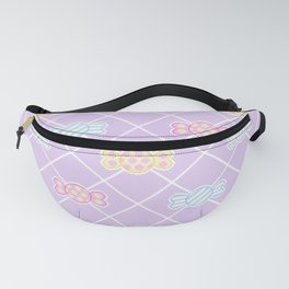 Candy Pattern Fanny Pack
