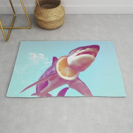 Lemon Shark Rug