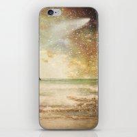 interstellar iPhone & iPod Skins featuring Interstellar by Jenndalyn