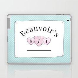 Beauvoir's B.F.F. Laptop & iPad Skin