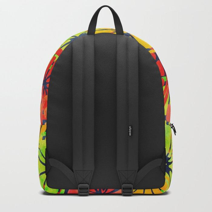 Summer Lemons Backpack