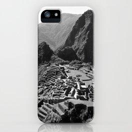 Machu Picchu v.2 iPhone Case