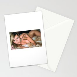 First Lady Hooker Melania Trump Stationery Cards