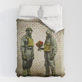 Contagious Love Comforters