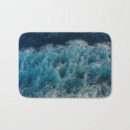 Mediterranean Sea Bath Mat