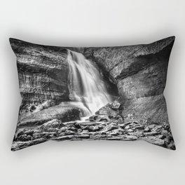 Miners Falls Rectangular Pillow
