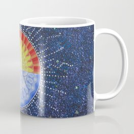Sunrise/Moonset Mandala Coffee Mug