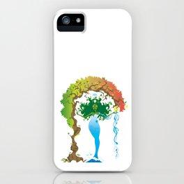 Gaea iPhone Case