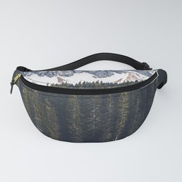 Nature Layers Fanny Pack