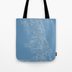 Communities of Chicago Tote Bag