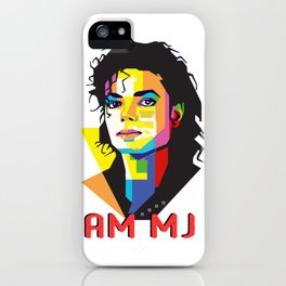 Ltd Edition: dance Mj Jackson t-shirt iPhone Case