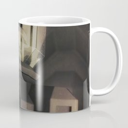 Necronaut low-polygon 3D artwork Coffee Mug