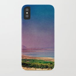 Dreamy Dead Sea I iPhone Case