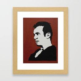John Fante Painting Framed Art Print