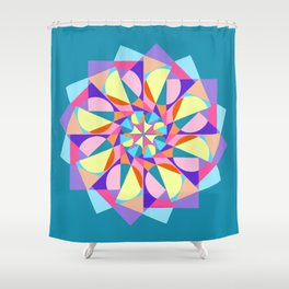 Fruitful Abundance Shower Curtain