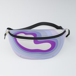Wind River Canyon Stripes Fanny Pack