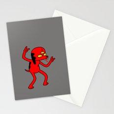 Satan's Little Helper Stationery Cards