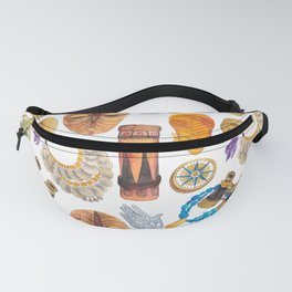 Wild Africa #3 Fanny Pack