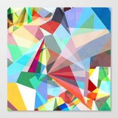 Colorflash 5 Canvas Print