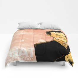 What Would Algy Do? Comforters