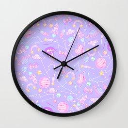 STAR CHILD (re-edit) Wall Clock