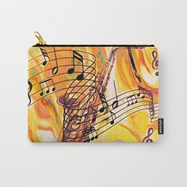 Music was my first Love Carry-All Pouch