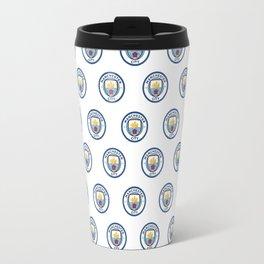 Manchester City Logo Travel Mug