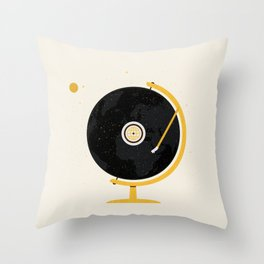 A New World Record Throw Pillow