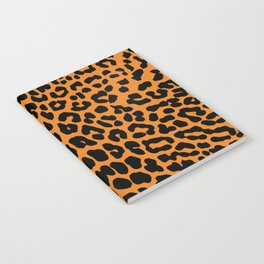 Leopard Pattern Notebook