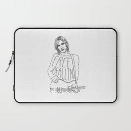 Tom Petty Free Fallin' Laptop Sleeve