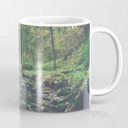Mountain of solitude - text version Coffee Mug
