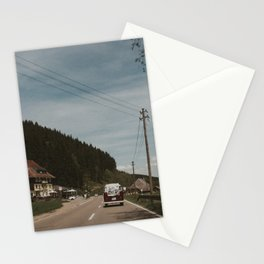Just Married (II) Stationery Cards