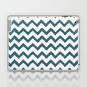 Chevron Teal by lavieclaire