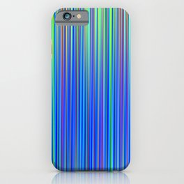 Lines 102 iPhone Case