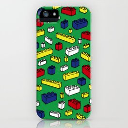 Brick by Brick iPhone Case