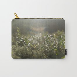 Sunlit Forest Carpet Carry-All Pouch