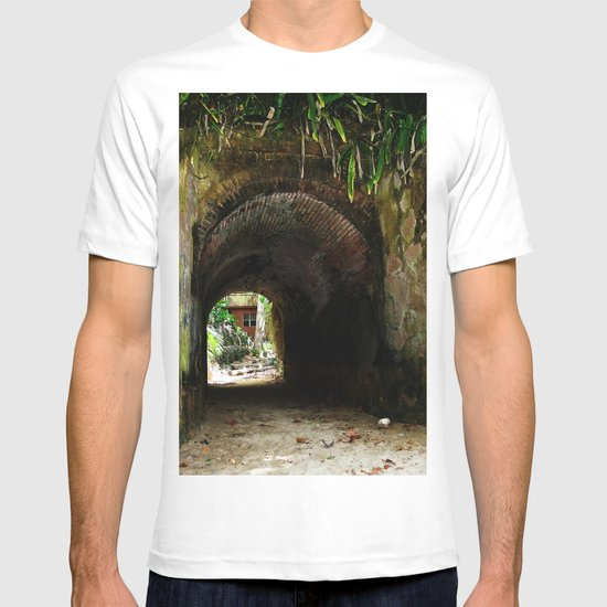 Old tunnel 2 T-shirt